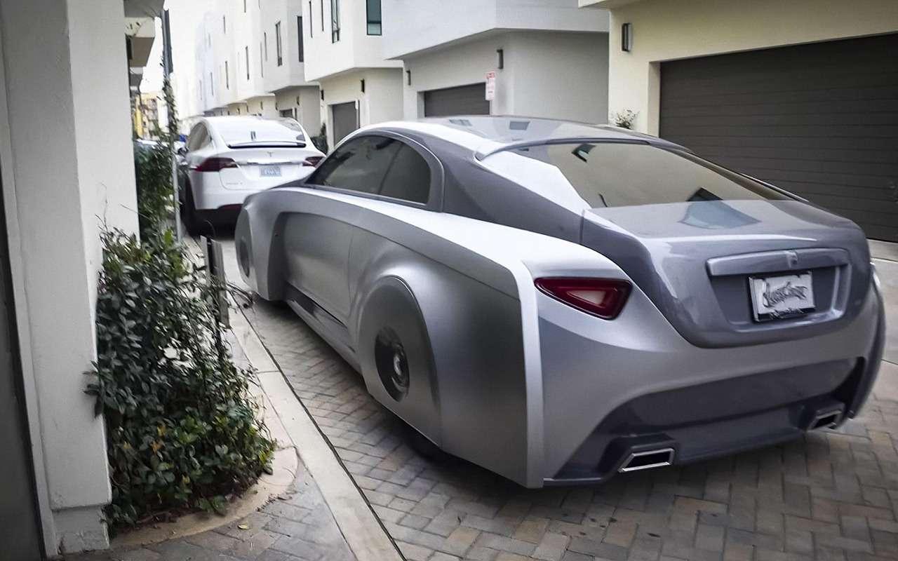 Rolls-Royce: зачто сомной так? Джастин Бибер: Ачене так-то?!— фото 1221313