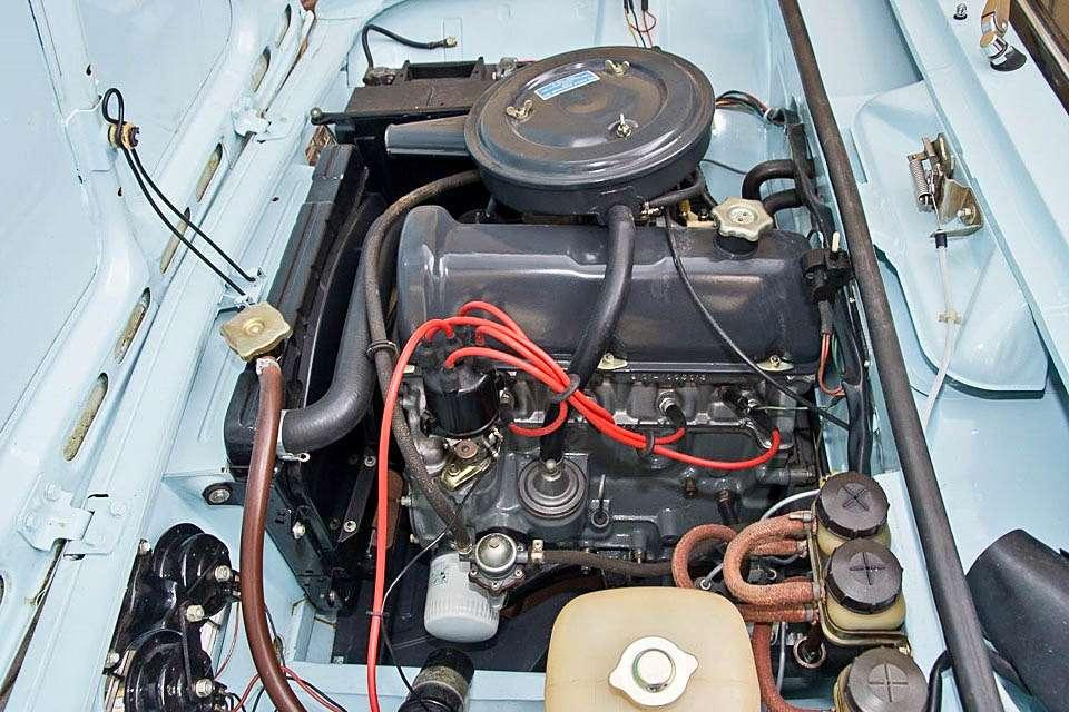 Каквогнать двигатель вЕвро-5: Россия обошлась без наддува— фото 607416