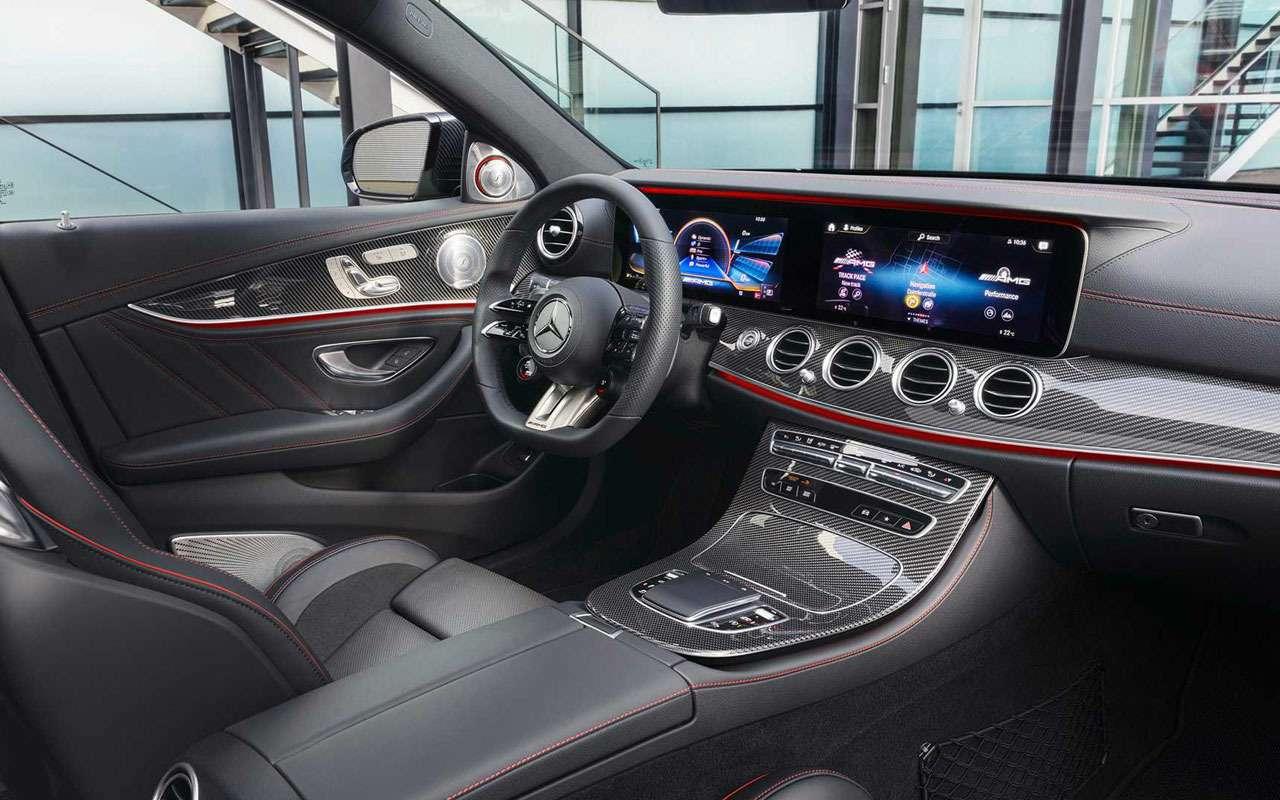 Mercedes-Benz представил обновленный E-класс— фото 1089288