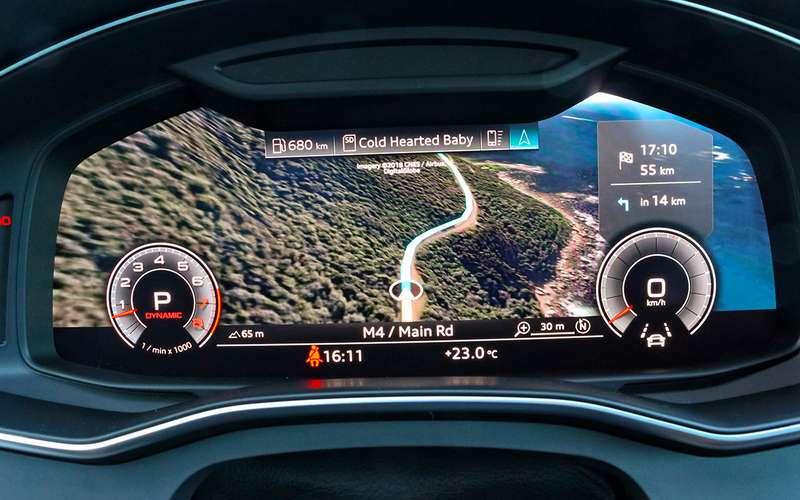 Audi A7Sportback— тест-драйв-искушение