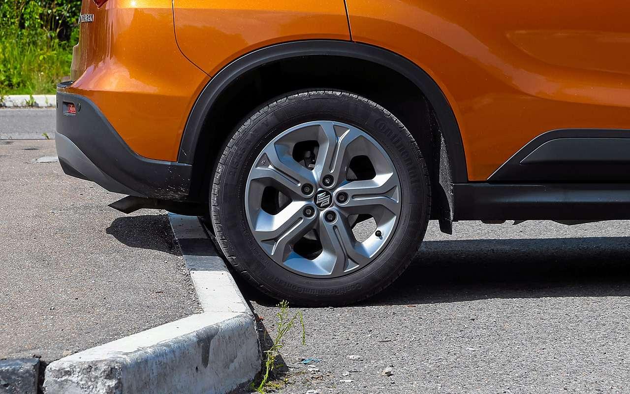 Toyota C-HR против других японских кроссоверов— большой тест-драйв— фото 902420