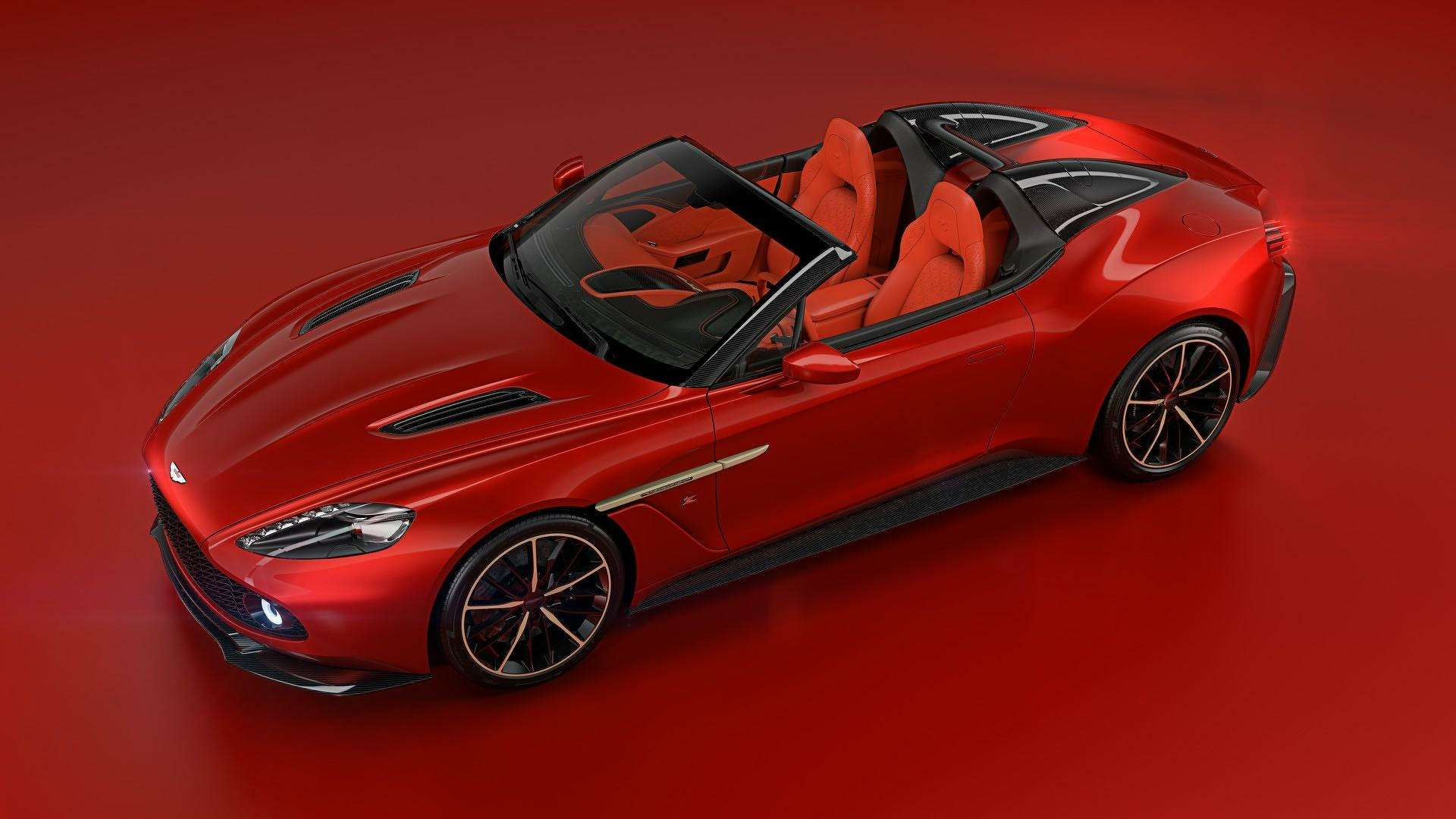 Новый, божественно красивый «сарай» Aston Martin идругие проекты Zagato— фото 808232