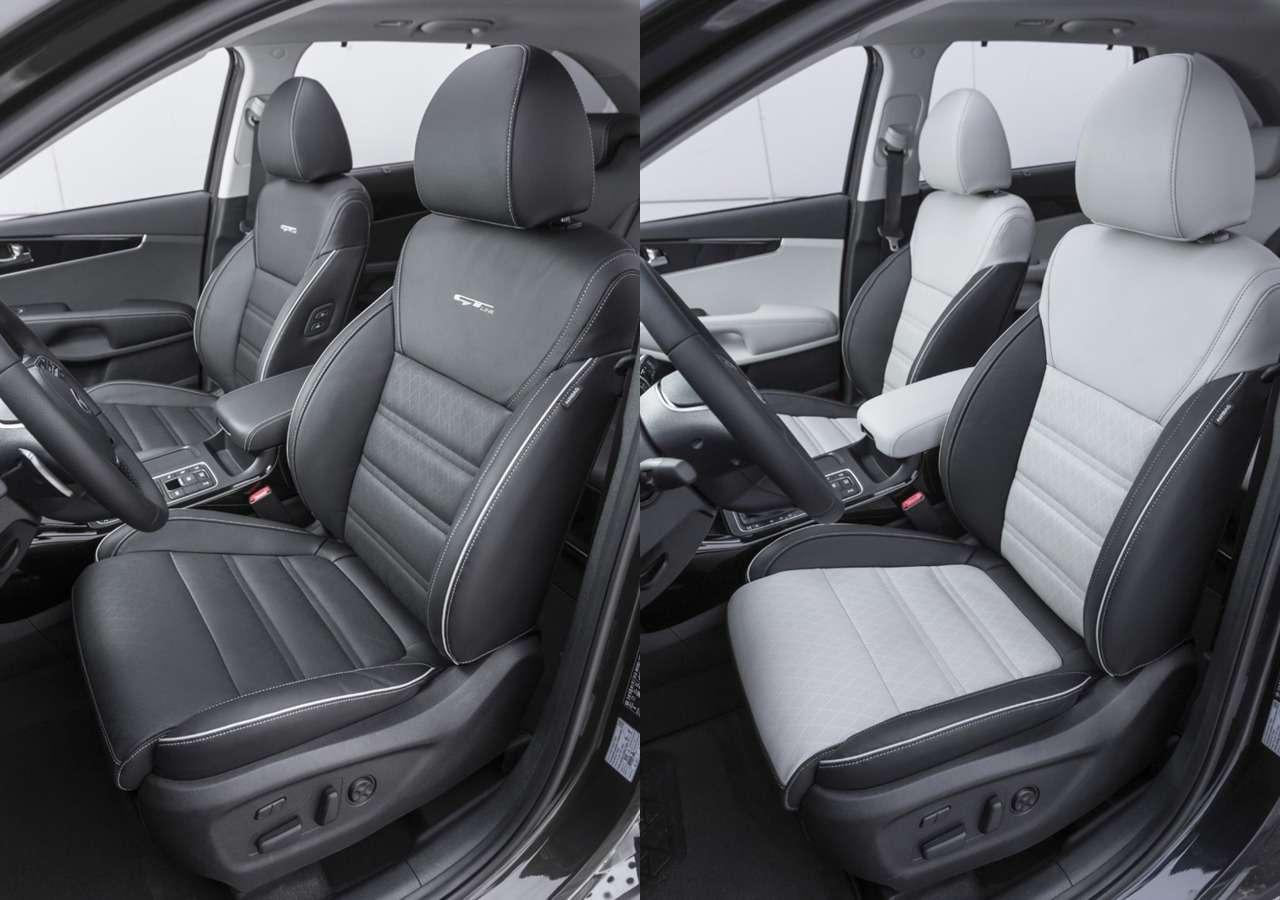 Обновленный Kia Sorento Prime: первый тест-драйв— фото 828722