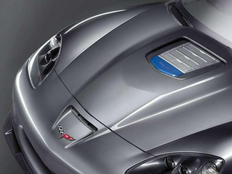 Chevrolet Corvette ZR-1на трассе Нюрбургринга: 7:26.4на круг— фото 348850