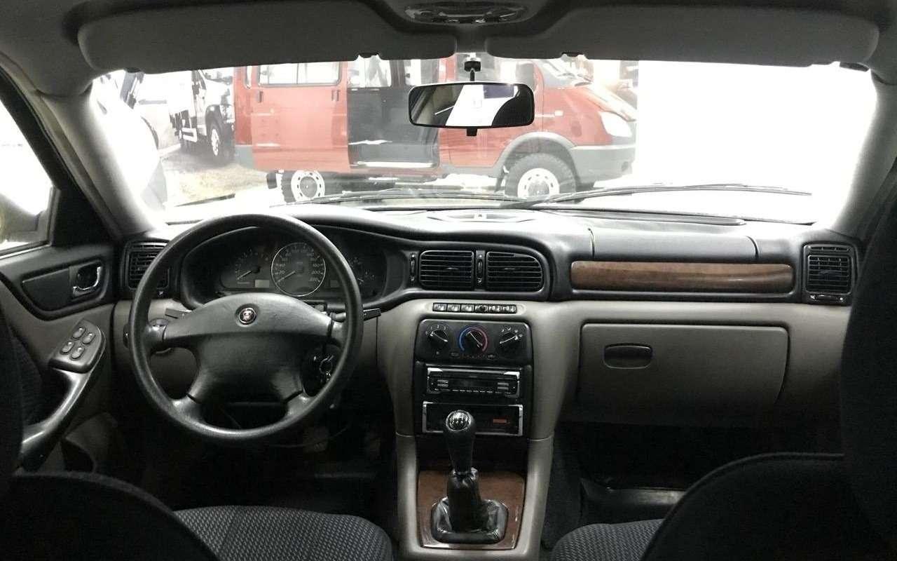 Напродажу выставлена редкая Волга ГАЗ-3111. Цена интересная!— фото 1199867