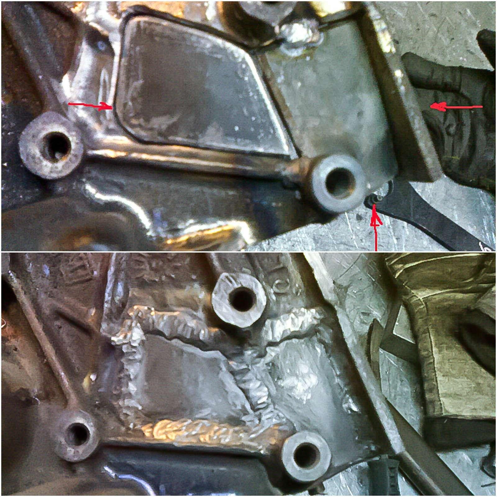 Каквосстанавливают двигатели спомощью сварки— фото 613424