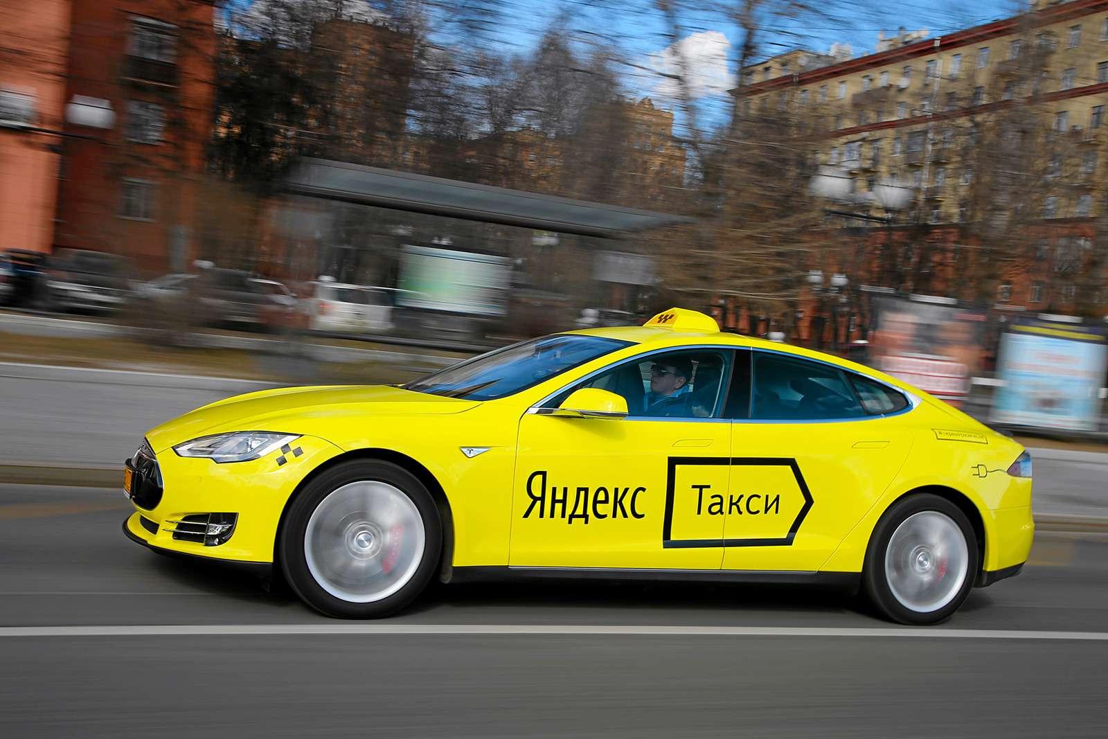 Такси-тест Tesla Model SP85: деньги изрозетки— фото 598032