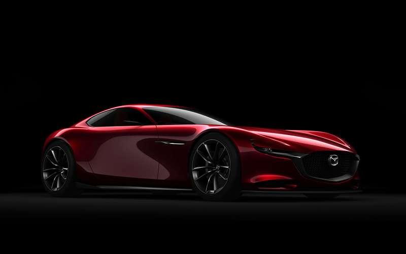 Mazda сделала прорыв вобласти роторных технологий