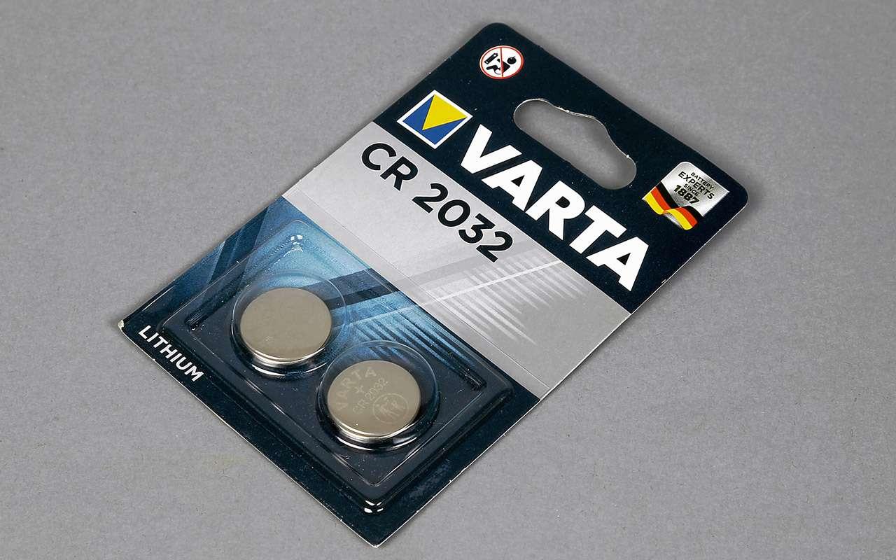 Батарейки-«таблетки»: выбираем лучшую— фото 1260079