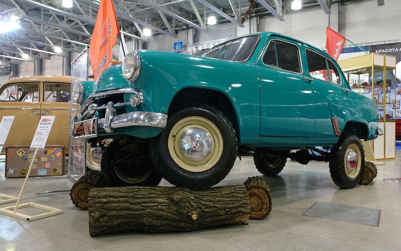 Самые редкие серийные автомобили СССР— фото 868832
