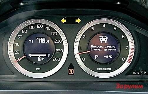 Тахометр наавтомобиле савтоматом не просто украшение, если онумеет держать передачу вручном режиме. Тогда обороты взмывают вкрасный сектор шкалы.