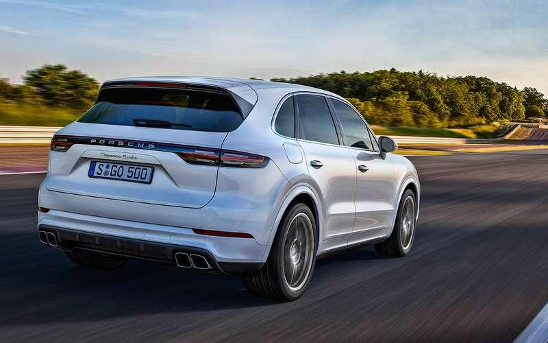Porsche Cayenne третьего поколения— тест-драйв ЗР