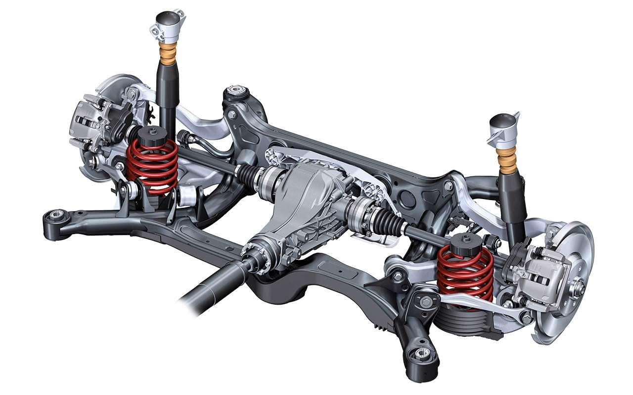Audi Q5(2008-2017): все его проблемы— фото 1269520