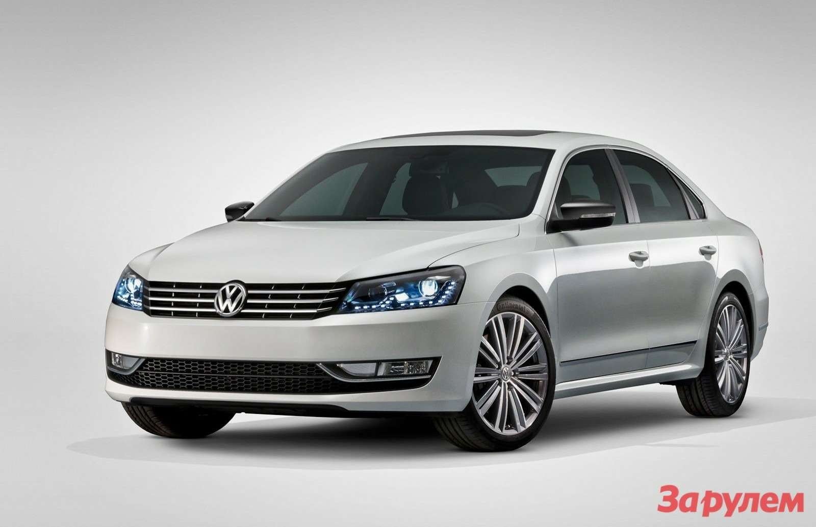 Volkswagen Performance Concept side-front view