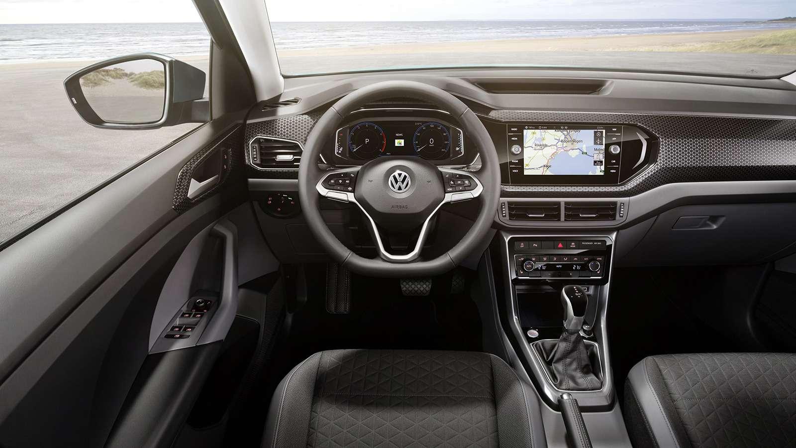 Новый кроссовер Volkswagen: онпоявится вРоссии!— фото 918212