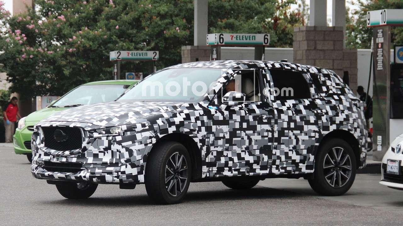 Новая Mazda CX-5 раскрывает свои секреты— фото 617311