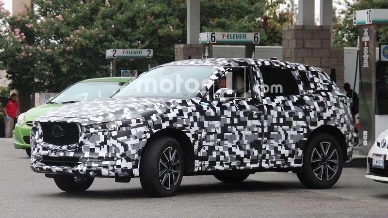Новая Mazda CX-5 раскрывает свои секреты