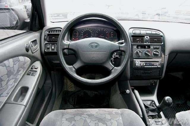 Toyota Avensis вдеталях. Европейское воспитание— фото 61323