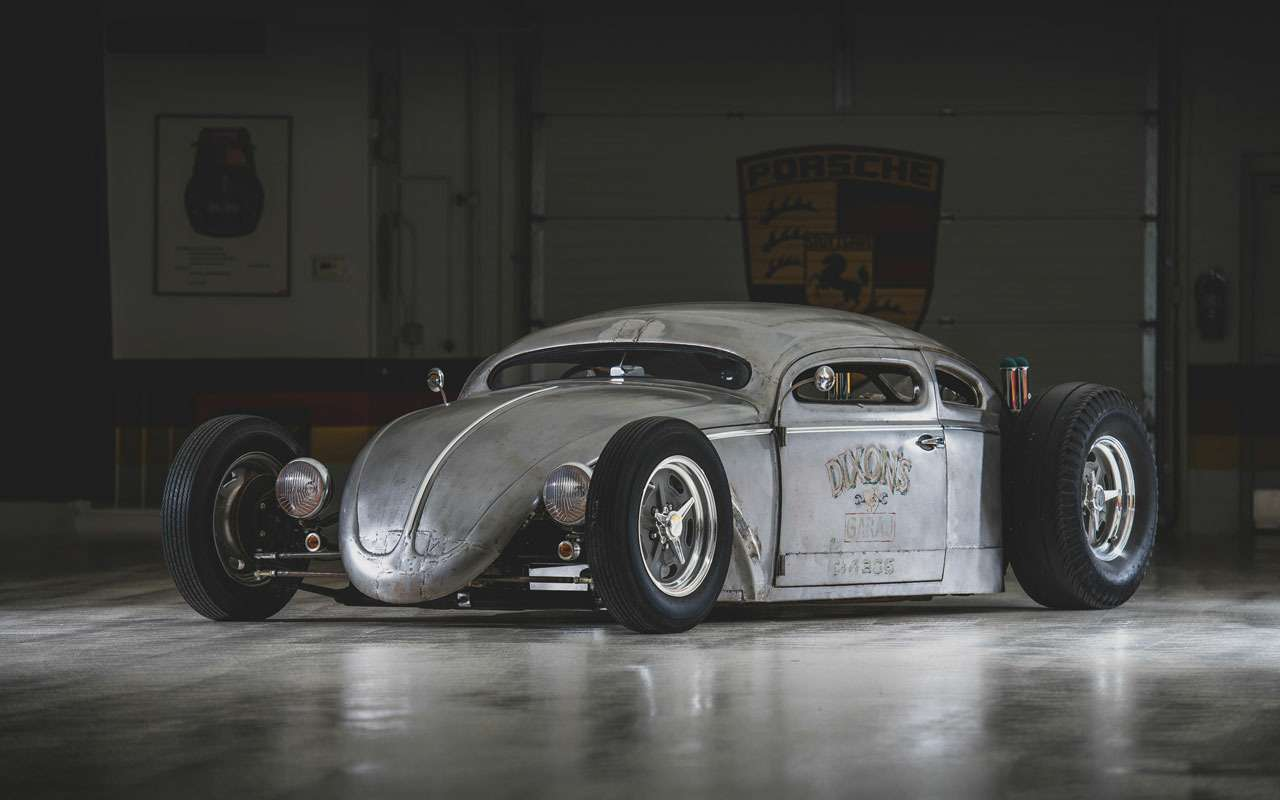 30винтажных Porsche остались без хозяина— фото 989495