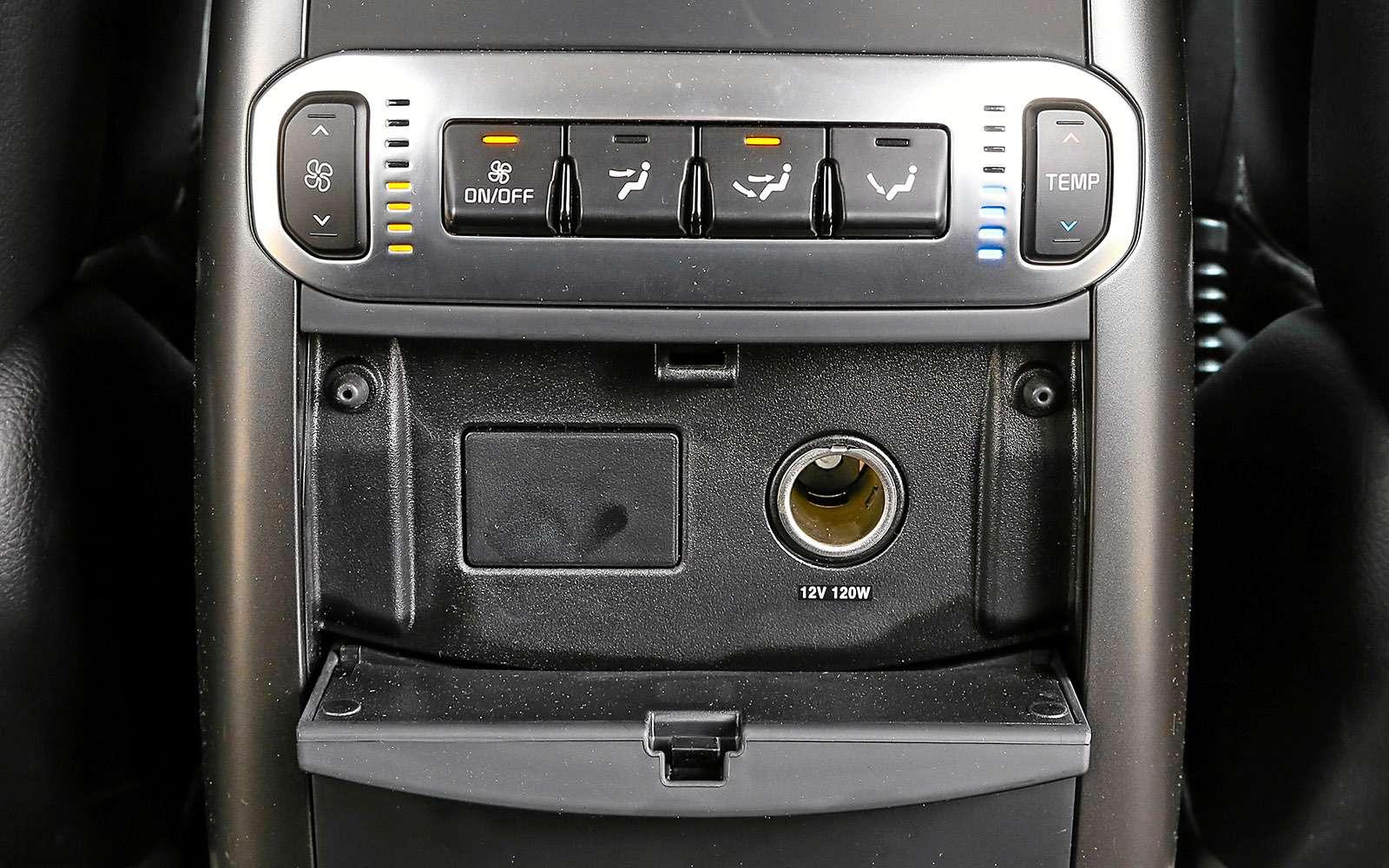Mitsubishi Pajero Sport иKia Mohave— сравнительный тест настоящих внедорожников— фото 771116