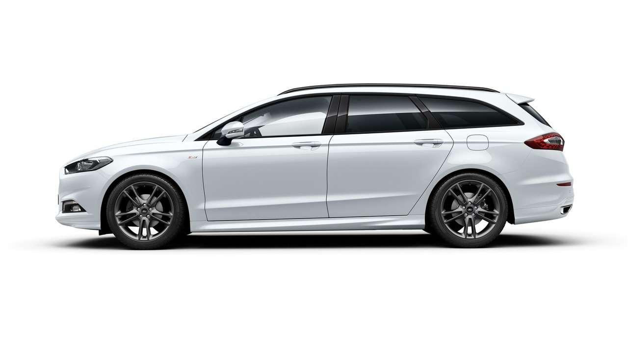 Недоспорт или разумная достаточность: Ford представил Mondeo ST-Line— фото 601650