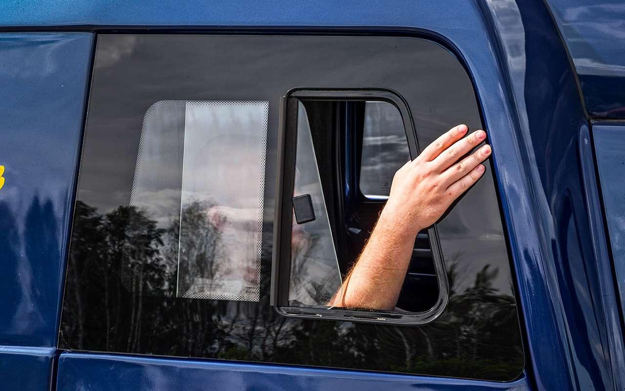 Лада Куб— Ларгус специального назначения. Тест ЗР— фото 801963