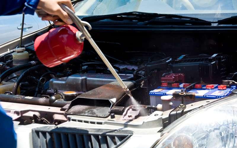 Моем двигатель— пошаговая инструкция исамые грубые ошибки