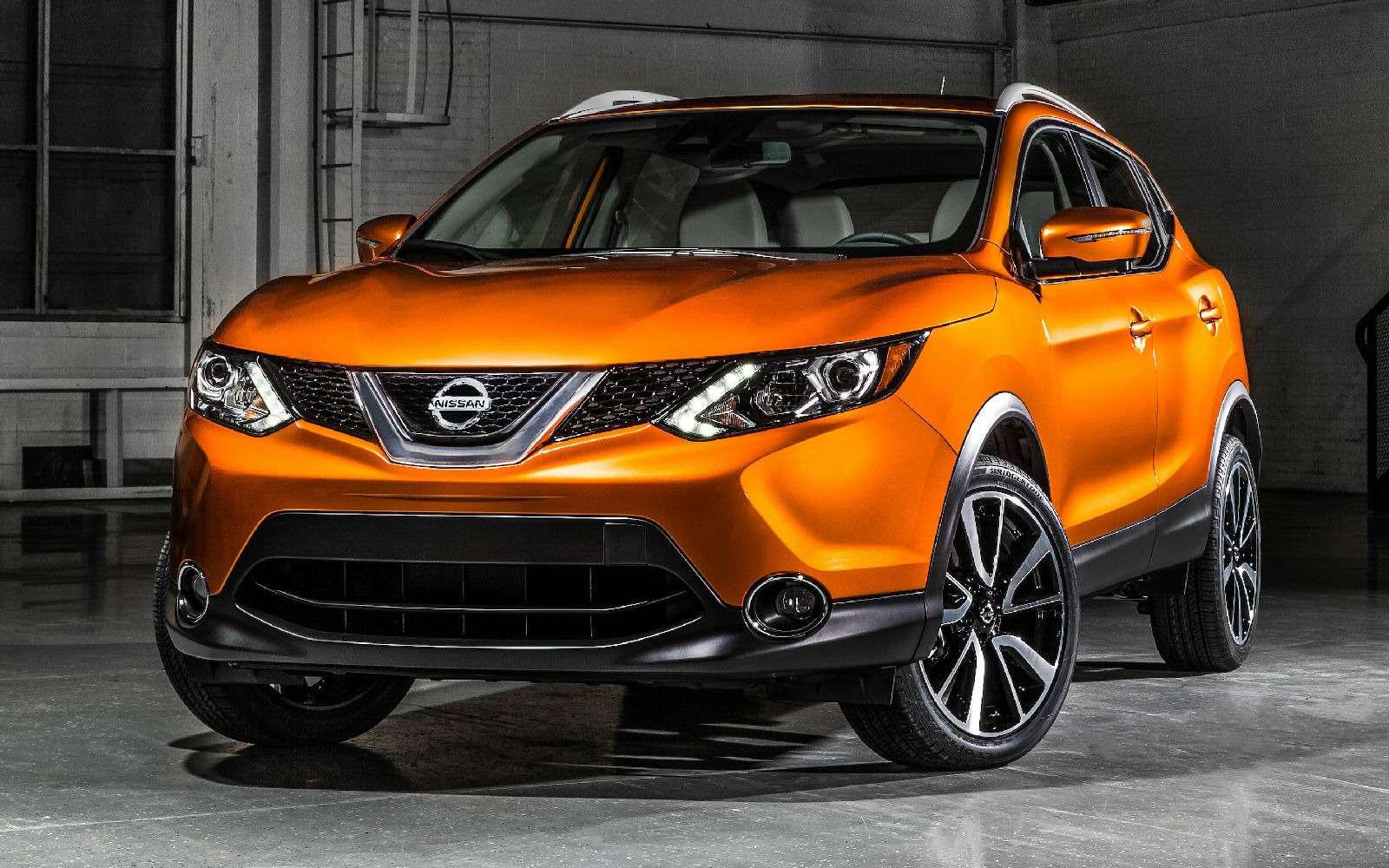 В США дебютировал «спортивный» Nissan Qashqai— фото 691234