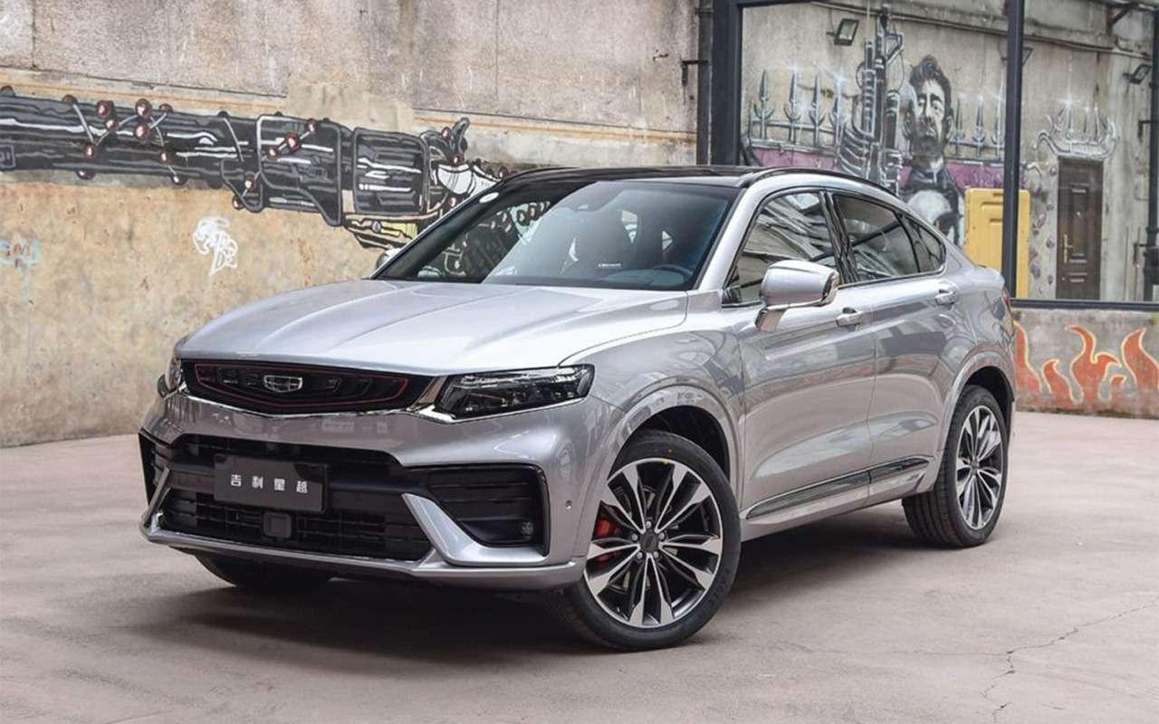 Будущий Outlander, первый минивэн Lexus идругие крутые новинки Шанхая-2019— фото 965687