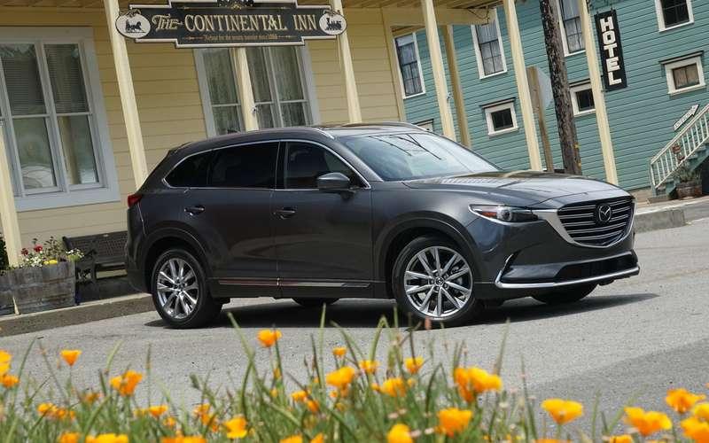 Mazda подняла цены насвой модельный ряд