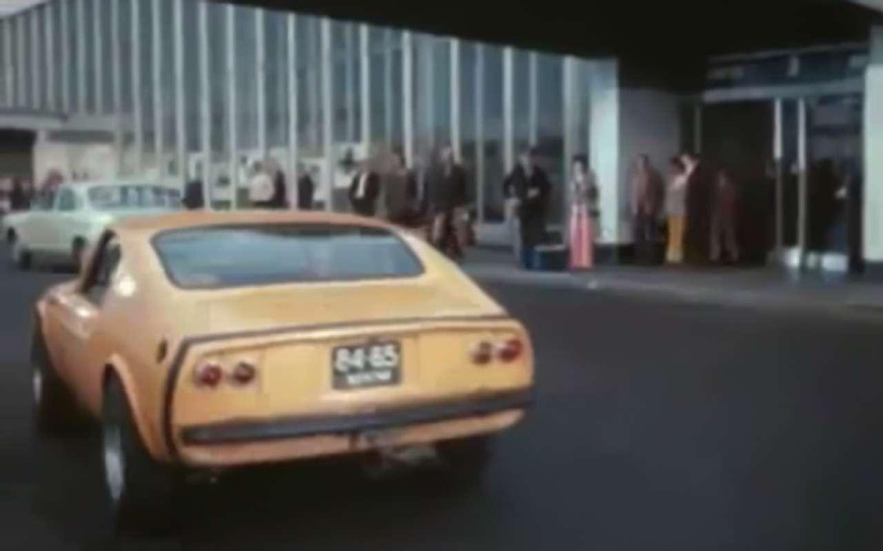 Самые необычные автомобили советских фильмов: хоть один узнаете?— фото 1115831