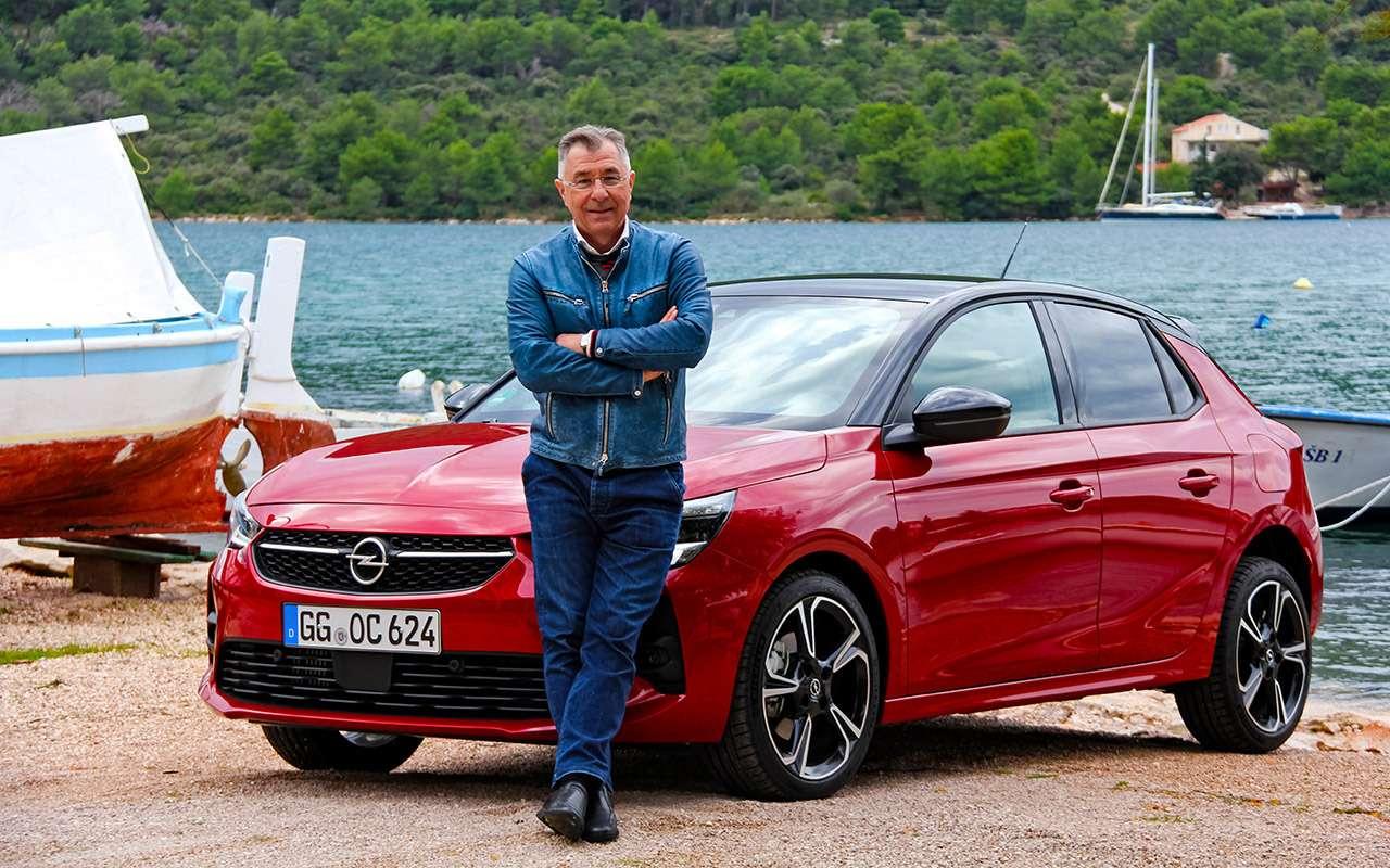 Opel Corsa— ждать ливРоссии?— фото 1029575