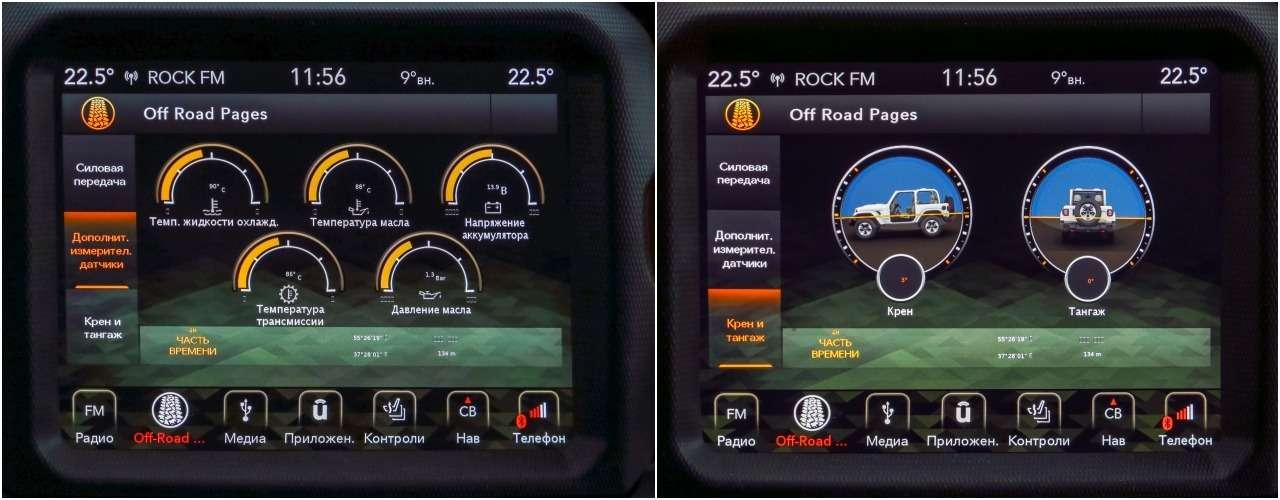 Тест-драйв легенд бездорожья: Lada 4x4, Suzuki Jimny, Jeep Wrangler— фото 1089409