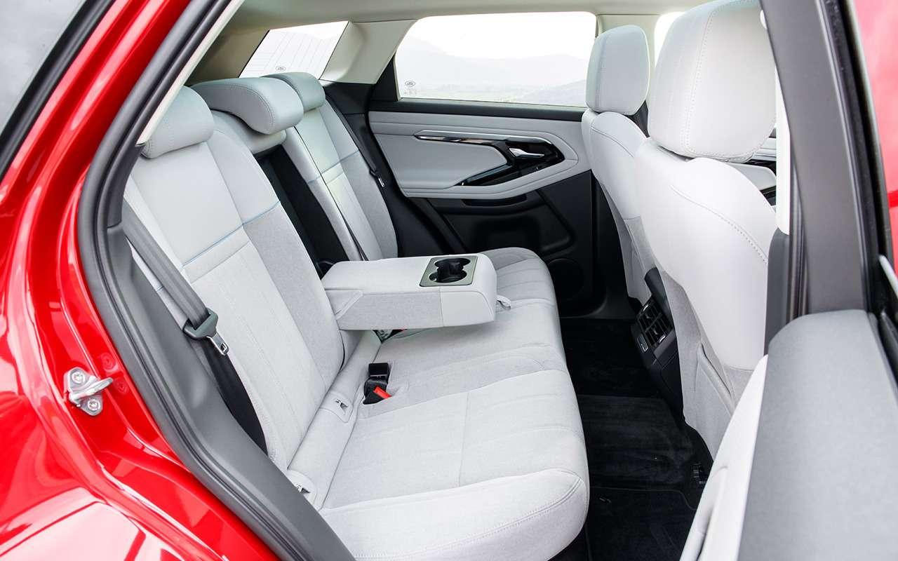 Новый Range Rover Evoque: известны российские цены— фото 958479