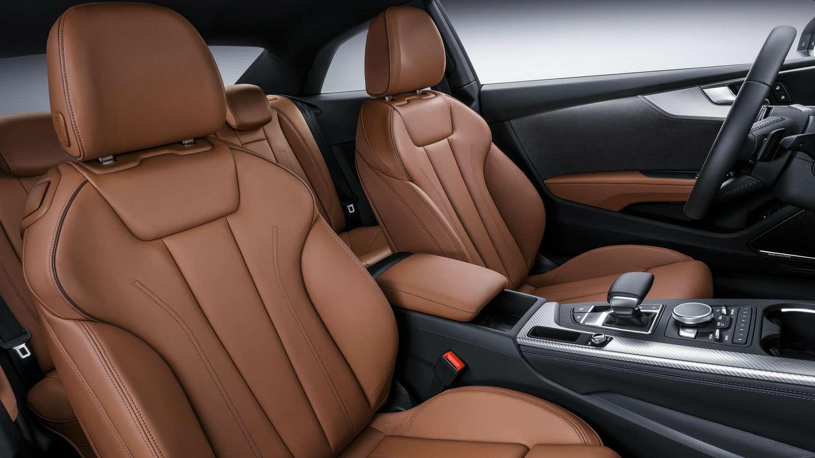 Новый Audi A5не стал «ломать глаза»— фото 594571