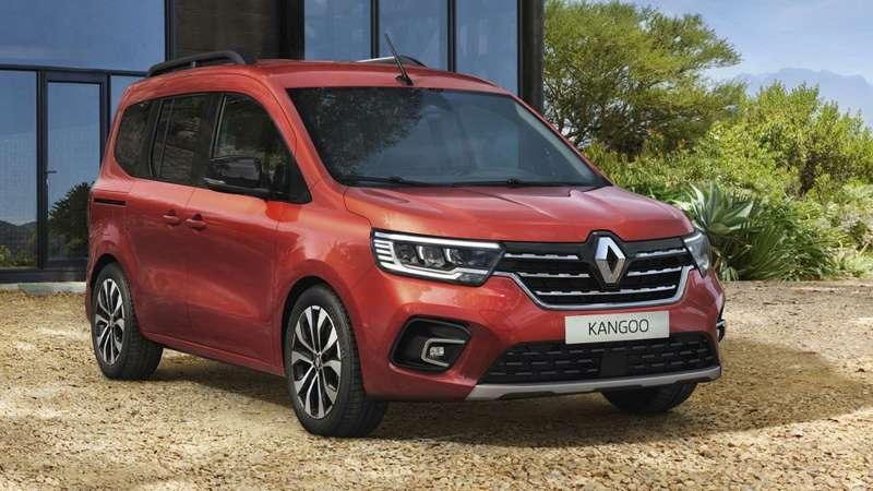 Renault представил новый Kangoo