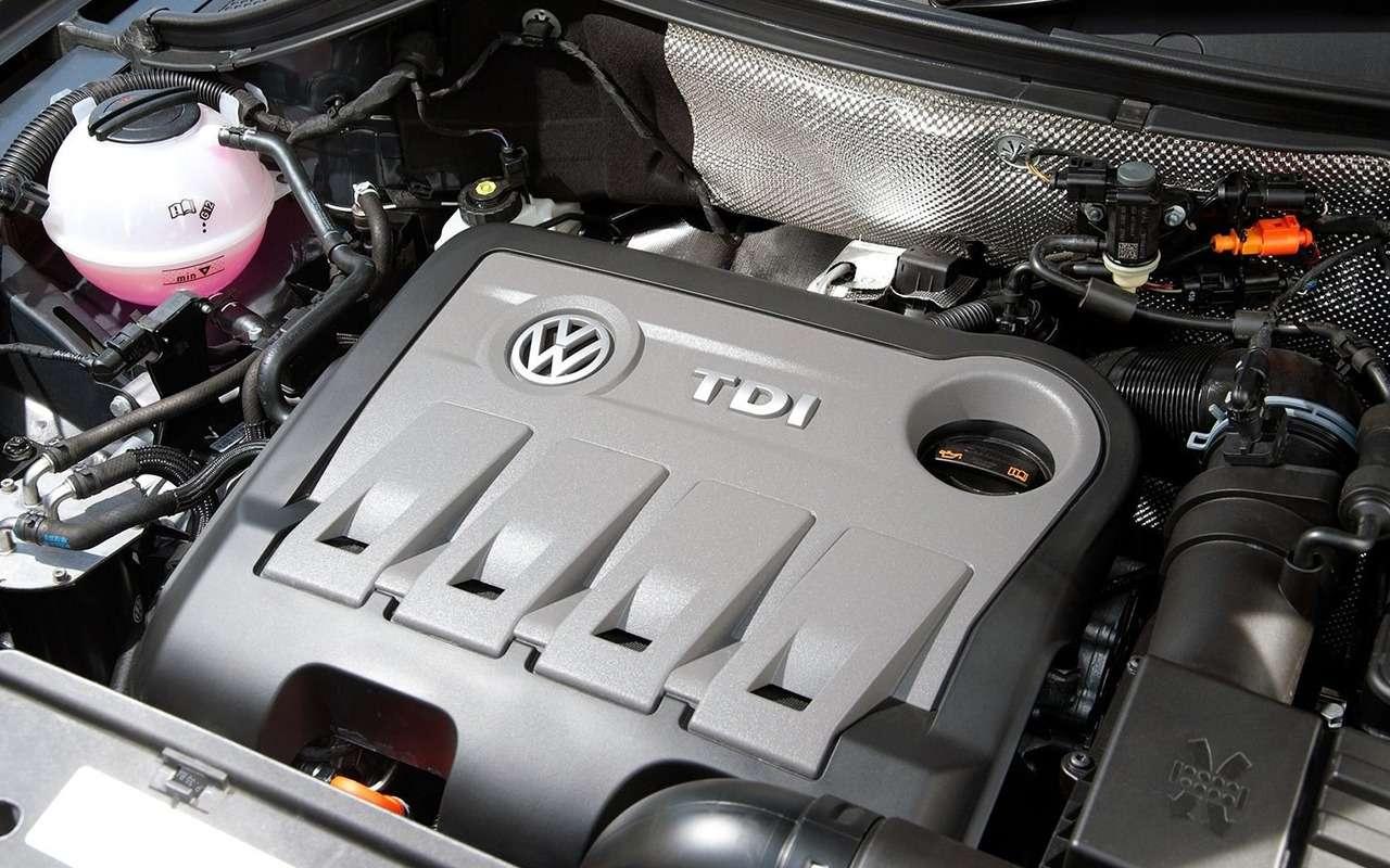 Volkswagen Tiguan спробегом: как некупить хлам— фото 978663