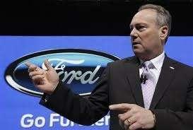 Президент европейского подразделения Ford Стивен Одел прогнозирует рост продаж на6%вновом году