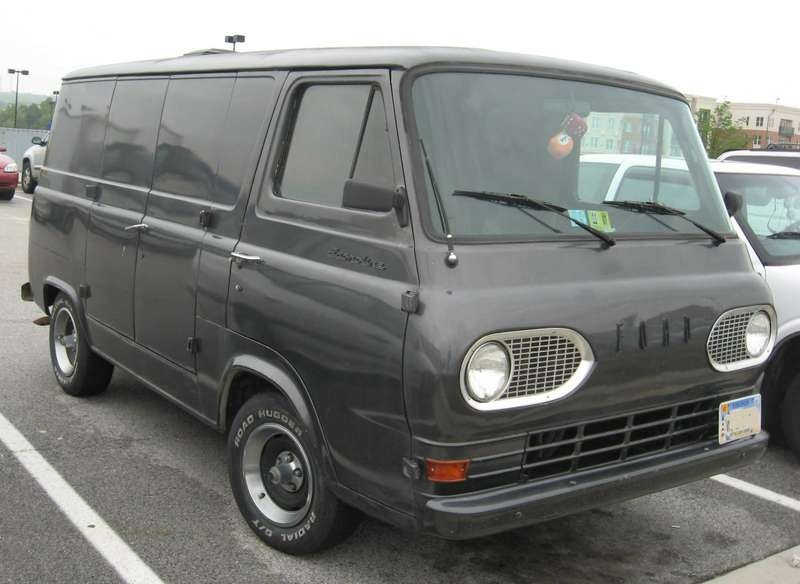 1st Ford Econoline