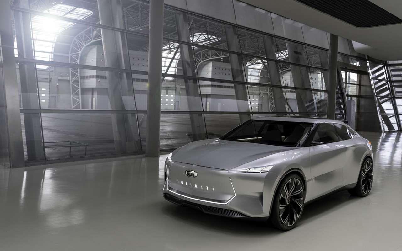 Будущий Outlander, первый минивэн Lexus идругие крутые новинки Шанхая-2019— фото 965686