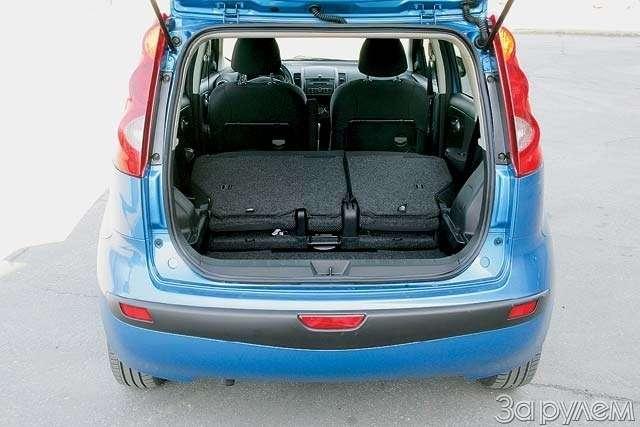 Тест-драйв Ford Fusion, Nissan Note. НОТКА ПРЕВОСХОДСТВА— фото 65002
