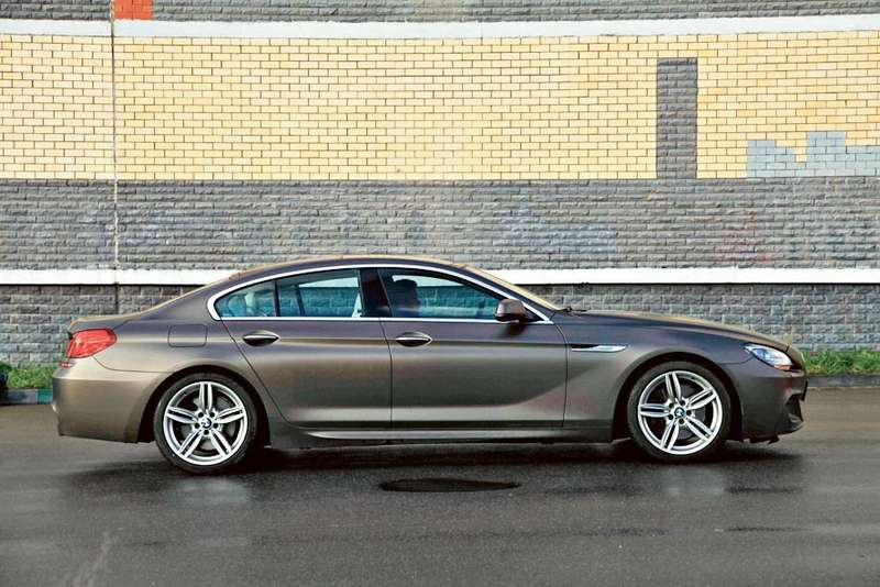 BMW 6-er Gran Coupe