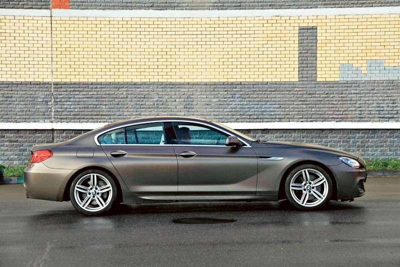 BMW6-er Gran Coupe