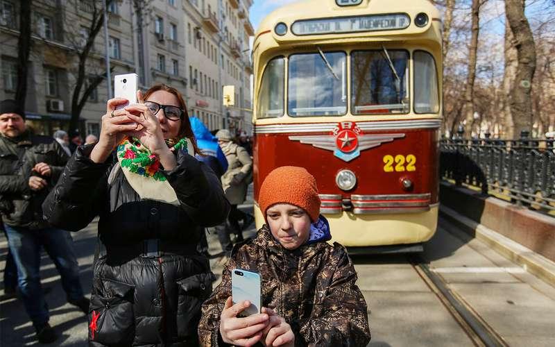 В столице насутки перекроют Чистопрудный бульвар— Трамваи вместо машин