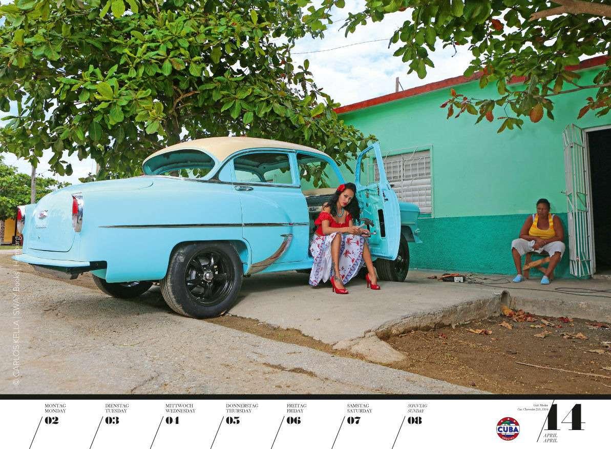 Красота круглый год: выбираем лучший автокалендарь 2018— фото 827442