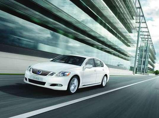 Lexus покажет будущее вновом концепте LF-Gh