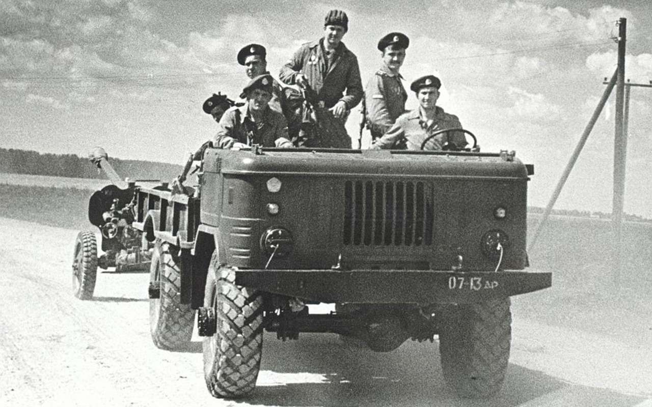 «Шишига» молодости нашей: история грузовика-миллионника ГАЗ-66 - фото 998472