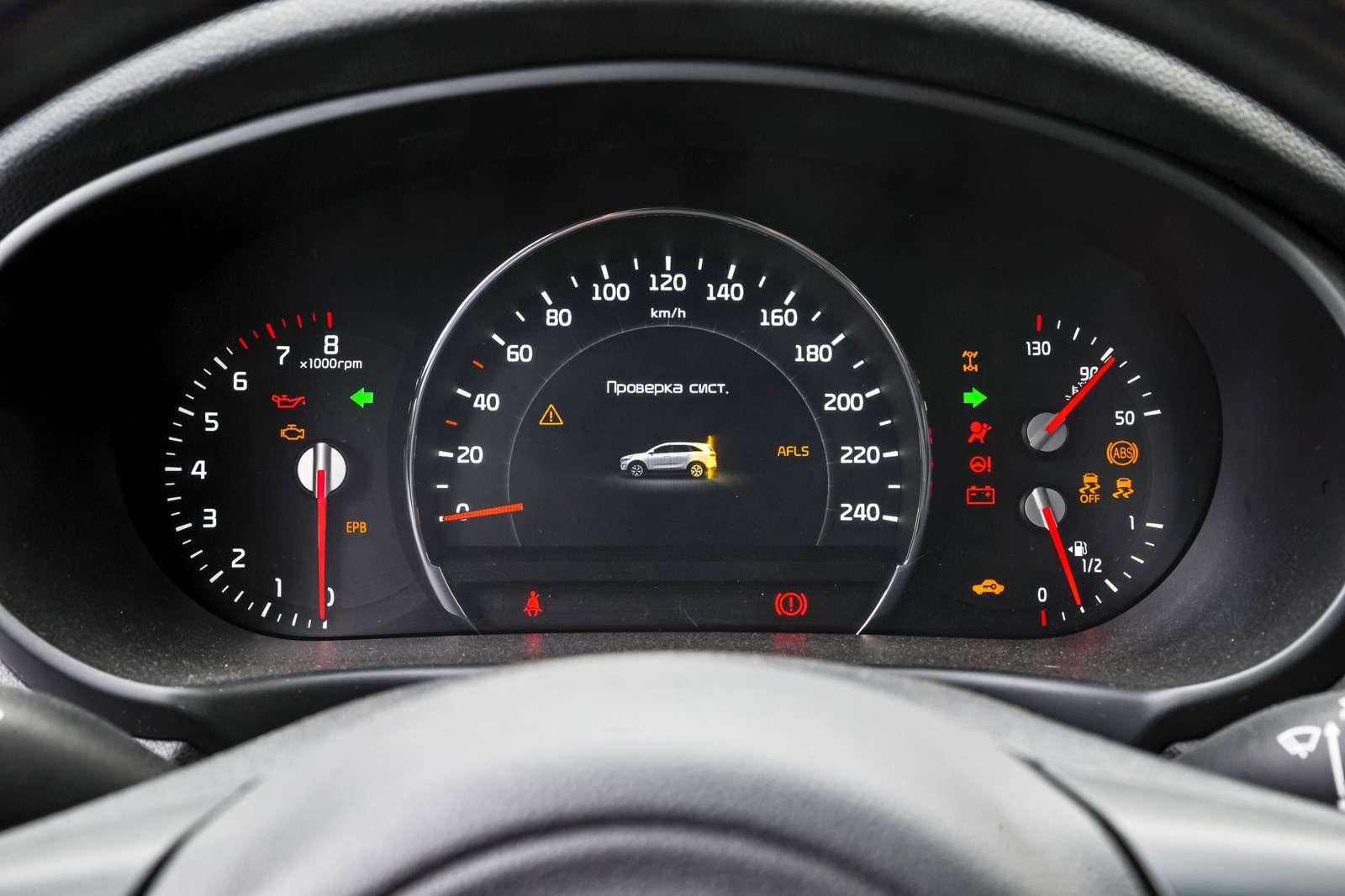 Тест полноразмерных кроссоверов: Honda Pilot, Kia Sorento Prime иFord Explorer— фото 614989