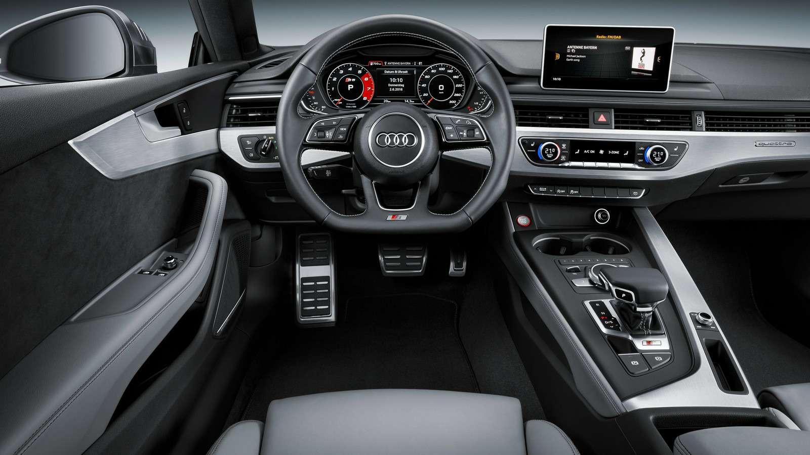 Новый Audi A5не стал «ломать глаза»— фото 594584
