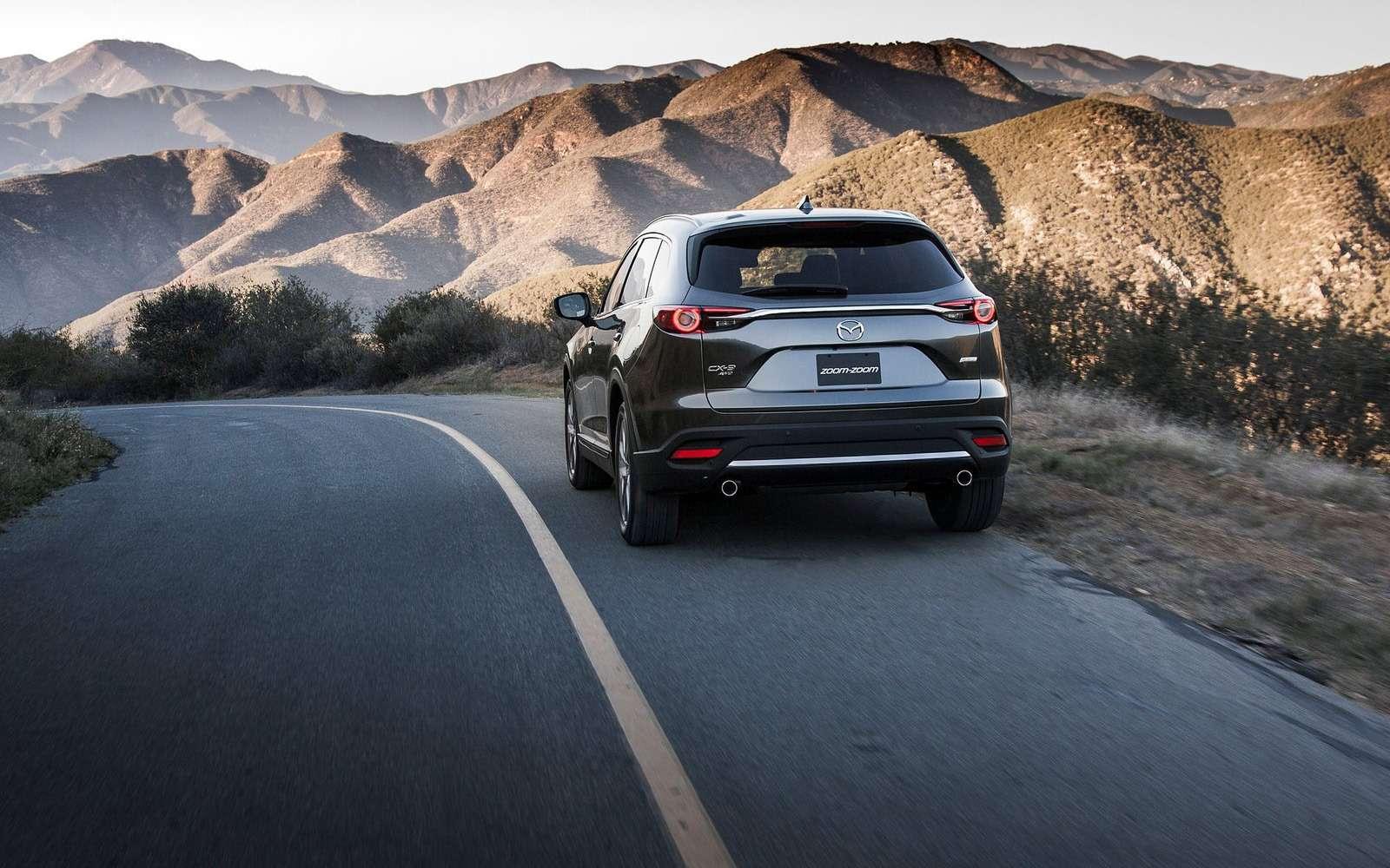 Mazda будет собирать вРоссии еще одну модель— фото 786739